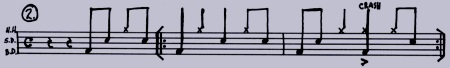 drum exercise 2